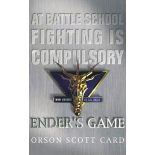 an analysis of enders empathic abilities in orson scott cards science fiction novel enders game Listen to ender's game audiobook by orson scott card com recommendation i looked into obtaining enders game not see a science fiction novel fitting in.