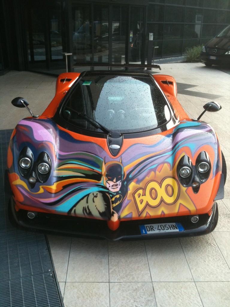 Zonda Batman
