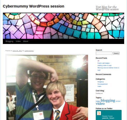 wordpress security fail