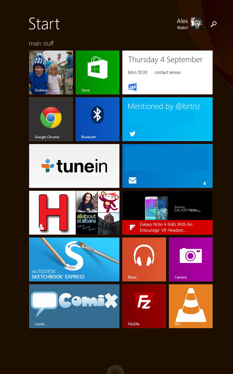 how to turn on bluetooth on windows 8